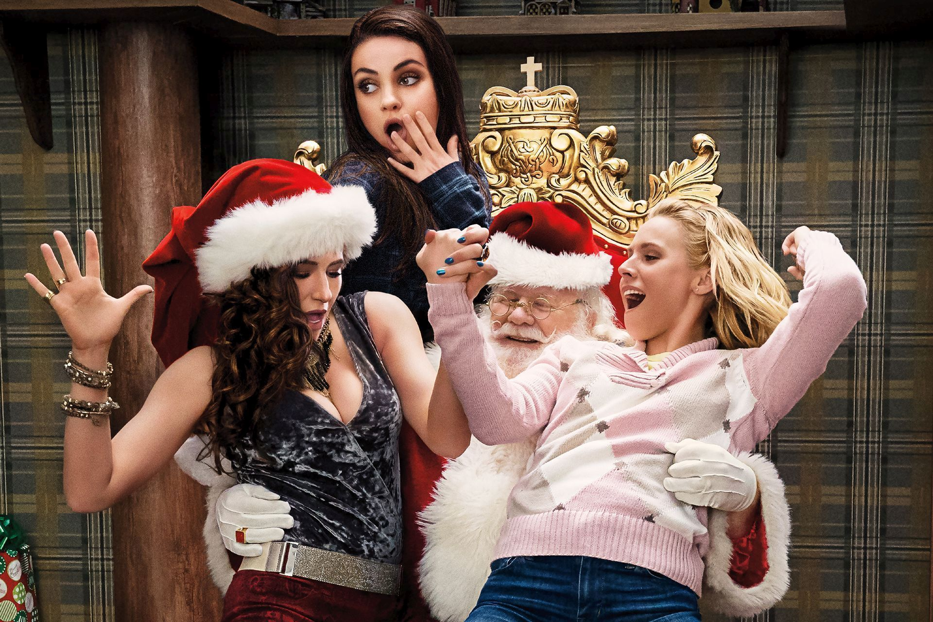 A Bad Moms Christmas Official Red Band Trailer 2 (2017